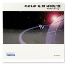 VOLVO / NAVTEQ  Europe - P2X CD-Navigation (26 CDs) 2010