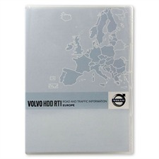 VOLVO / NAVTEQ Europe - RTI (MMM+) - HDD Navigation (2 DVD) 2011