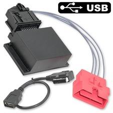 Kufatec 36739-2 - AMI - Audi Music Interface (USB) MMI 3G A4 A5 A6 A8 Q5 Q7