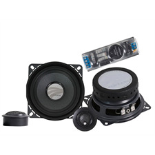 RAINBOW 231168 - DL-C4.2 Speaker (New SLX 210 Deluxe) 2-Way Compo Set 80W 4 inch 100 mm