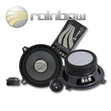 RAINBOW 231169 - DL-C5.2 Lautsprecher 2-Wege Compo Set 120W 5.25 Zoll 130 mm