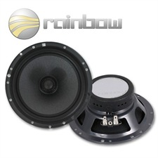 RAINBOW 231185 - DL-X5 Speaker 2-Way Coaxial Set 120W 5.25 inch 130 mm Dream Line