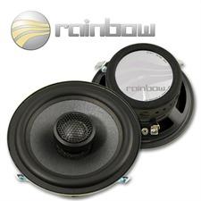 RAINBOW 231181 - DL-X4.7 2-Wege Koaxial Lautsprecher 80W 4.7 Zoll 120 mm