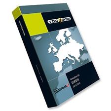 Tele Atlas Europa + MRE - 103 0292 - VDO Dayton (10 CDs) 2011/2012