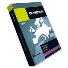 VDO-Dayton/TeleAtlas Europe + MRE - 103 0310 - C-IQ Exit Supercode (10 CD) 2011/2012