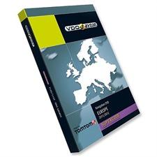 VDO-Dayton/TeleAtlas Europa + MRE - 103 0311 - C-IQ Exit Supercode (DVD) 2011/2012