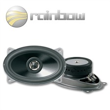 RAINBOW 231187 - DL-X69 Speaker 2-Way Coaxial Set 130W 6x9 inch 164mm x 235mm Dream Line