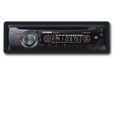 TELEFUNKEN CARRADIO - DIAMOND LINE 1 DIN CD MP3 WMA RDS Tuner with FRONT AUX-in
