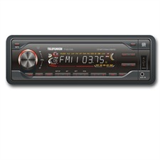TELEFUNKEN CARRADIO - DIAMOND LINE 1 DIN RDS CD Tuner mit USB & SD