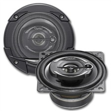 Clarion SRE1032R - MULTIAXIAL 3-WAY Speaker 10 CM (4 inch) with 200 Watt for CITROEN / FIAT / PEUGEOT / RENAULT / VW / SEAT