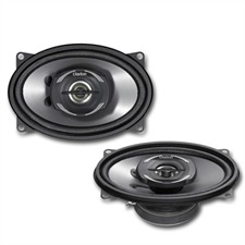 Clarion SRE4622C - COAXIAL 2-WAY CUSTOM-FIT Speaker 10 × 15 CM (4 × 6 inch) with 200 Watt for NISSAN / VW / SEAT