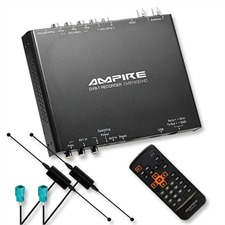 Ampire DVBT400-HD - DVB-T HD-Receiver mit USB (MPEG2 / MPEG4 / HDMI / USB)