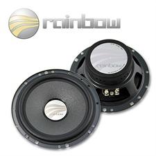 RAINBOW 231315 - 150 Watt 16,5 cm (6,5 Zoll) EL-W6 Experience Line Lautsprecher Woofer Tieftöner Set