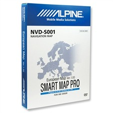 ALPINE NVD-S001 - INE-S900R Map and Service Pack 2