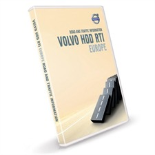 VOLVO / NAVTEQ Europe - RTI (MMM+) - HDD Navigation (2 DVD) 2012 for C30 C70 S40 V50 XC90