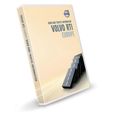 VOLVO / NAVTEQ Europe - RTI (MMM/P2001) DVD Navigation (4 DVD) 2012 for C30 C70 S40 S60 S80 V50 V70 XC70 XC90