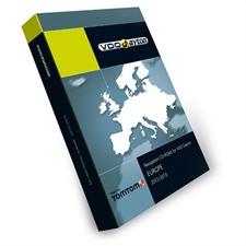 Tele Atlas Europa + MRE - 103 0524 - VDO Dayton (10 CD) 2012/2013