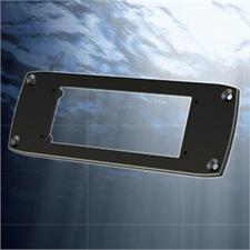 FUSION MS-RA200MP - DIN Adapter Montageplatte für MS-RA200 Steuergerät Zubehör