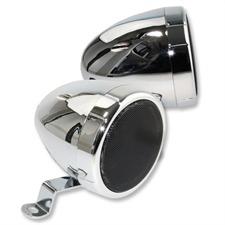 Renegade RXA 100 C - Soundsystem für Motorräder / Roller (100W / Chrom)