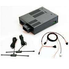 Kufatec 38971 - FISCUBE DVBT / USB Multimedia-Box für BMW F-Serie mit CIC Professional
