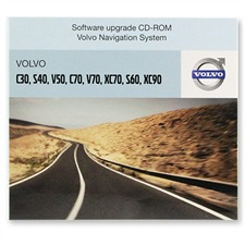 VOLVO Betriebssoftware - Navigation / Radio Software-Update für Volvo RTI (P/N 31266835 / 1CD)