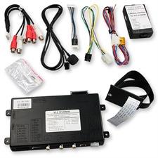 VL2-DVD800 - v.LiNK 2 video+RVC+RGB-input Opel Navi DVD800/CD500