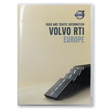 VOLVO / NAVTEQ Europa - RTI (MMM2) DVD-Navigation (4 DVD) 2016 für VOLVO