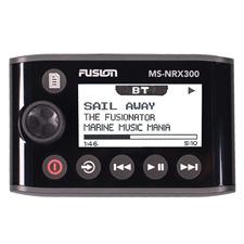 FUSION MS-NRX300 - Marine Fernbedienung (IPx7 / NMEA 2000 / kabelgebunden / schwarz)