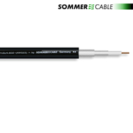 Sommer Cable 605-0241AQ - SC-AQUA MARINEX - HD-SDI-Video 75 Ohm und Phono (1 m / 1 x 1.2/4.8L / 7,4mm / schwarz)