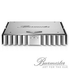 Burmester Classic Line - 036 Endverstärker (Chrom / silber)