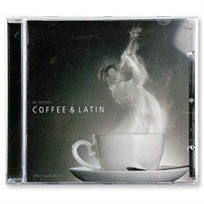 inakustik A Tasty Sound Collection: Coffee & Latin - Various Artists (Audio CD)