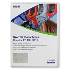 VDO-Dayton/Navteq Benelux - Navigations-CD für VDO non CIQ-Systeme 2013/2014