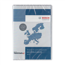 Tele Atlas Blaupunkt Europa + IRE - 103 0847 - Blaupunkt Navigation FX 2014 (1 SD / 8 GB) for VW, SKODA, SEAT