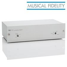 Musical Fidelity V90-DAC - Digital/Analog-Wandler (32 bit / silber / 1 Stück)