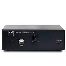NAD PP4 - Digital-Phono/USB-Vorverstärker (Verstärkung 35dB / 58dB)
