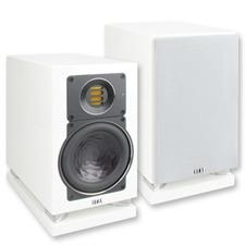 Elac AIR-X 403 laktive 2-way bookshelf speaker (225 watts / white high gloss / 1 piece)