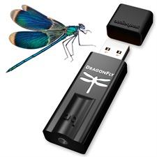 AudioQuest DragonFly - USB Digital-Audio Converter (DAC / black)