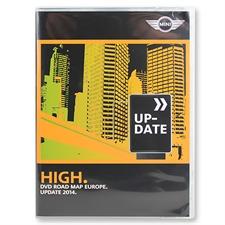 BMW / Navteq T1000-22609 - DVD Road Map Europa für Mini High (Update 2015 / 2 DVDs)