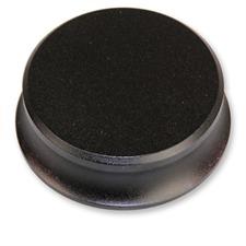 Pro-Ject Platten-Puck - Schallplattenauflagegewicht (für Plattenspieler / aus Messing / schwarz lackiert / wird in Holzbox geliefert)