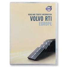 VOLVO / NAVTEQ Europa - RTI (MMM/P2001) DVD-Navigation (4 DVD) 2015/2016 für C30 C70 S40 S60 S80 V50 V70 XC70 XC90