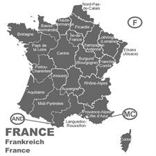NAVTEQ / OPEL (Here) - Frankreich - für Opel CD70 Navigationssysteme (2 CD) 2014/2015