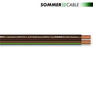 Sommer Cable 240 MKII - SC-ORBIT - Lautsprecherkabel (50 m / 2x4,0 qmm / 12 x 5,9 mm / schwarz transparent )