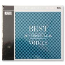 Best Audiophile Voices - Various Artists - XRCD2 (Audio CD)