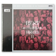 Best Audiophile Voices 2 - Various Artists - XRCD2 (Audio CD)