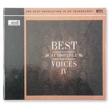 Best Audiophile Voices 4 - Various Artists - XRCD2 (Audio CD)