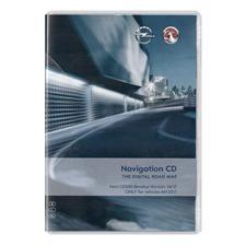 Navteq Benelux - Opel CD500 MY2011 - Version 2016/2017 für Astra J / Insignia / Meriva