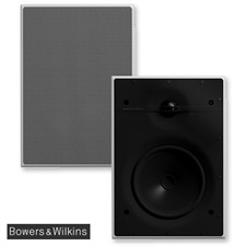 Bowers & Wilkins CWM362 - 2-Wege Deckeneinbaulautsprecher / Feuchtraum-Lautsprecher / Marine-Lautsprecher (1 Paar / weiß)