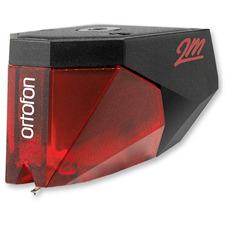 Ortofon 2M Red - MM-Tonabnehmer für Plattenspieler (rot / Moving Magnet / für mittelschweren Tonarm)