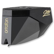 Ortofon 2M Black - MM-Tonabnehmer für Plattenspieler (schwarz / Moving Magnet / für mittelschweren Tonarm)
