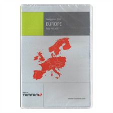 Tele Atlas Europa - Travel Pilot NX Navigation für FORD (DVD / 2017)
